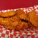 Sweet Potato Waffle Fries