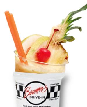 pina colada milkshake june 2015