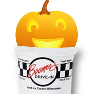 pumpkin spice milkshake sq